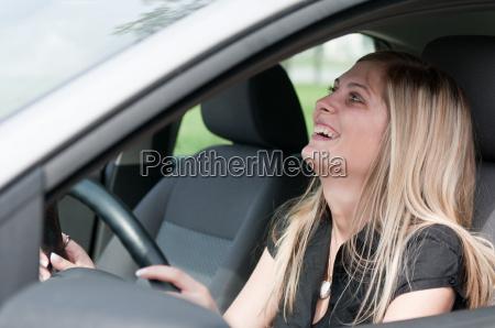 fun in car