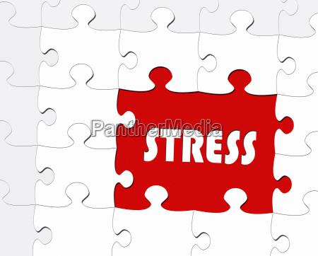stress business concept