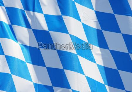 flag bayern bavarian flag detail