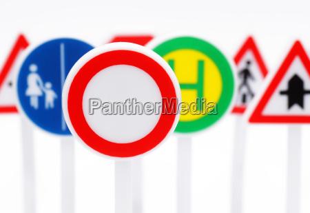 traffic signs traffic signs