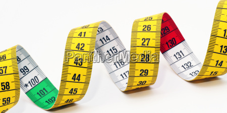 tape measure close up tape