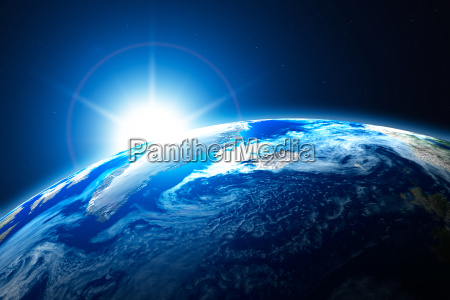 northern region of the earth the