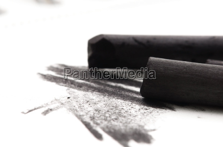 artist039s black charcoal with smudge
