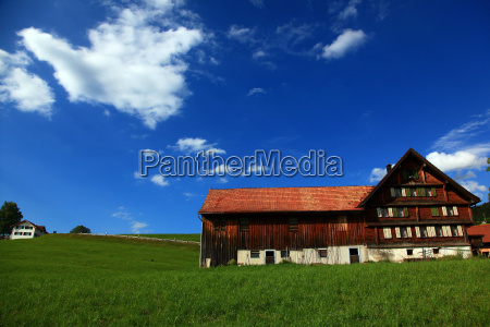 farm in appenzell appenzell switzerland