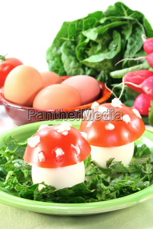 vegetarian, cold, plate - 4877808