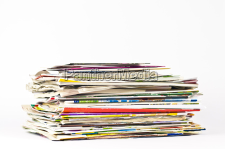 recycle ond magazines journals amp cards