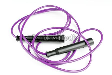 worn jump rope