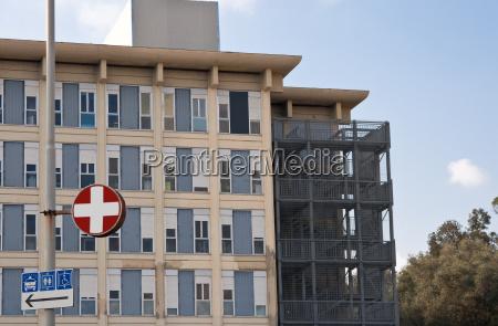 krankenhaus aussen