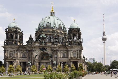 religion church cathedral berlin germany german
