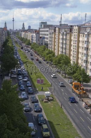 mainstreet in berlin