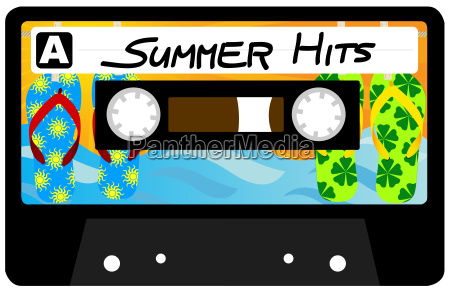 summer hits tape