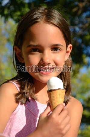 ice cream is a great summer