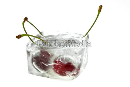 gefrohrene cherries
