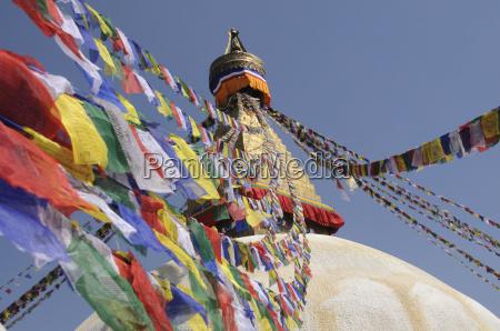 the big stupa of boudha kathmandu