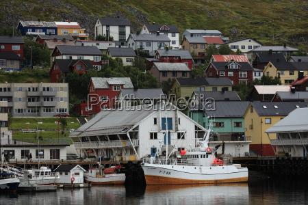 ships on nordkap