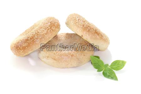 three bagel
