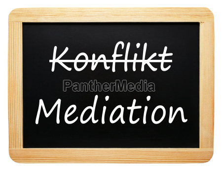 conflict and mediation