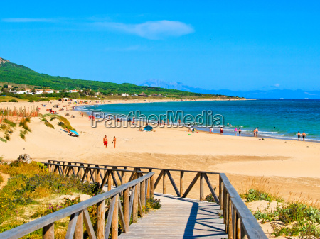 dream beach of bolonia tarifa andalusia