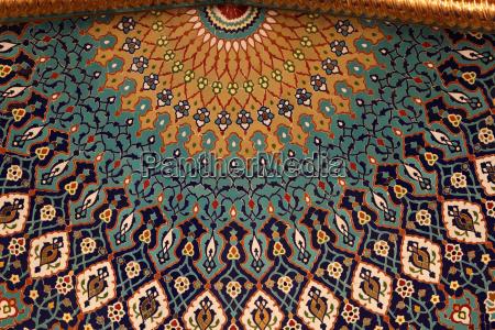 oriental mosaic ornaments