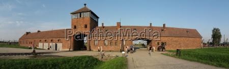 concentration camp auschwitz birkenau