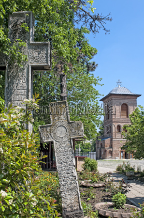 religion church cross orthodox christianity romania