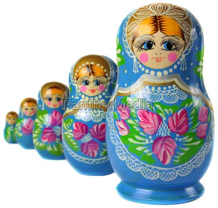 matrioska russian doll