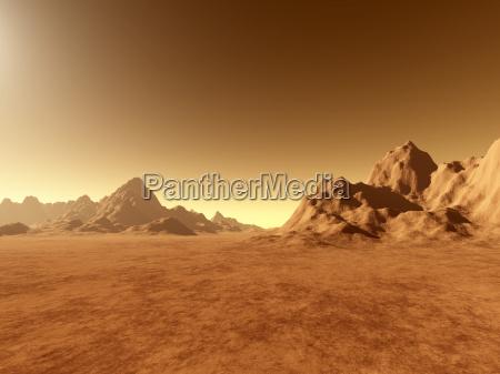 mars ground