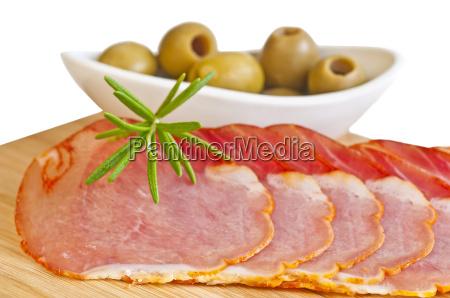 lomo spanish ham