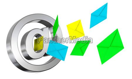enviar y recibir correos electronicos
