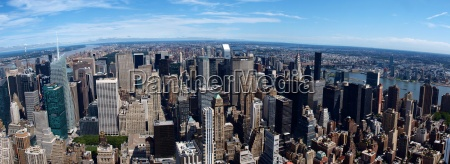 skyline new york panorama