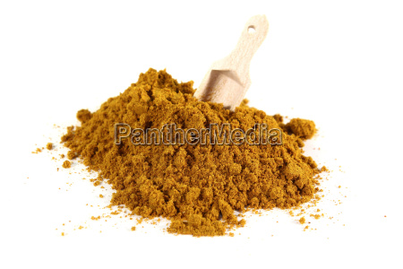 flavour indian spices curry yellow