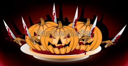 murderer pumpkins