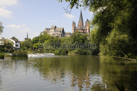 lahn and dom in limburg