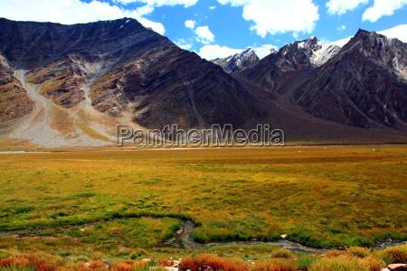 zanskar, valley, india - 5479852