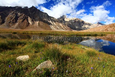 zanskar, valley, india - 5479922