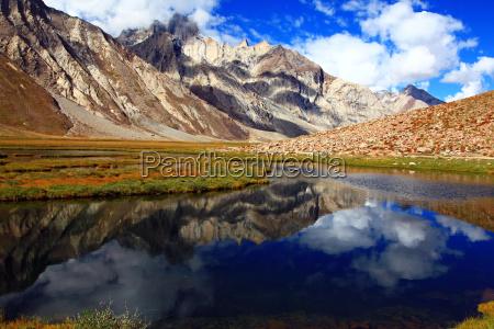 zanskar, valley, india - 5479948
