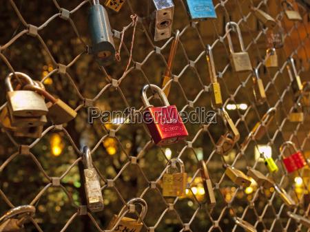 thoughts locks