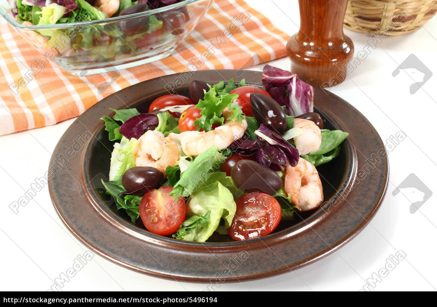 mixed, salad - 5496194