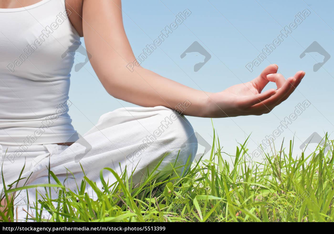 closeup, of, woman, hands, in, yoga - 5513399