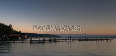 at lake starnberg