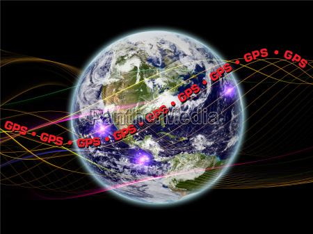 gps earth