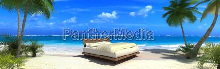 relaxing sleeping environment
