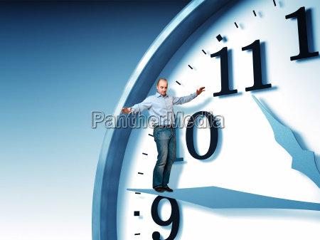 balanced time