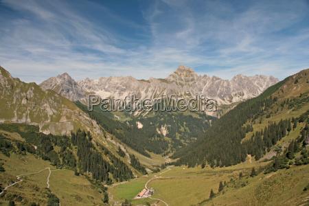 alpe montafon austria