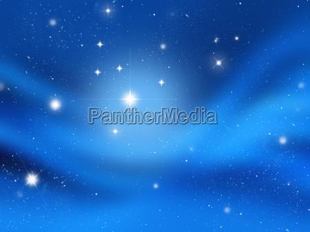 starry sky background