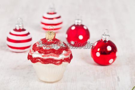 christmas cupcake decoration