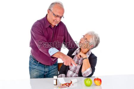 vitamins or pills