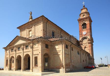 old church facade in diano d039alba