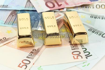 euro money investment gold bar gold