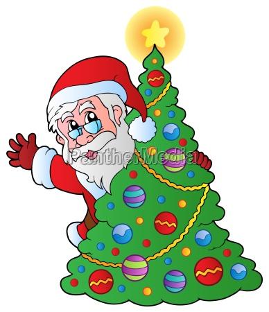 christmas santa claus 4